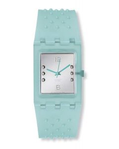 Swatch Square Blue Braille SUAL100