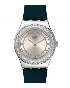 Swatch Irony Medium Bluechic YLS211