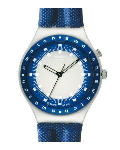 Swatch Irony Big Blue Daemon YGS9005