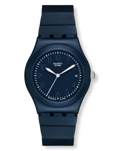 Swatch Irony Medium Blue Flash YLN4001AG