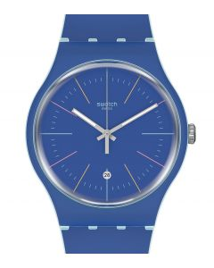 Swatch New Gent Blue Layered SUOS403