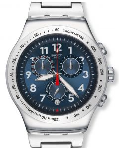 Swatch Irony The Chrono Blue Maximus YOS445G