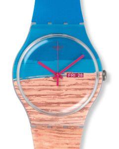Swatch New Gent Blue Pine SUOK706