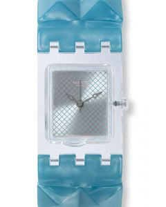 Swatch Square Blue Posh SUBK157A/B