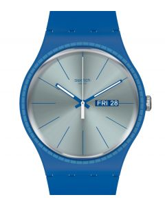 Swatch Originals New Gent Blue Rails SUON714