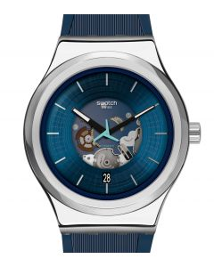 Swatch Irony Sistem51 Bluerang YIS430