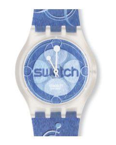 Swatch Puzzle Motion Blue Satelite SUPK101