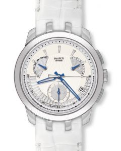 Swatch Irony Retrograde Chrono Blue Signs Variante YRS402C