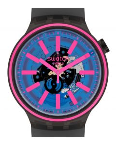 Swatch Big Bold Blue Taste SO27B111