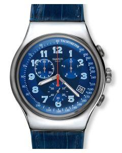 Swatch Irony The Chrono Blue Turn YOS449