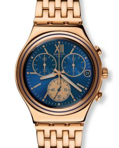 Swatch Irony Chrono Blue Win YCG409G