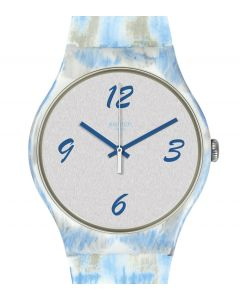 Swatch New Gent Bluquarelle SUOW149
