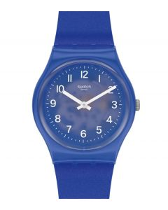 Swatch Gent Blurry Blue GL124