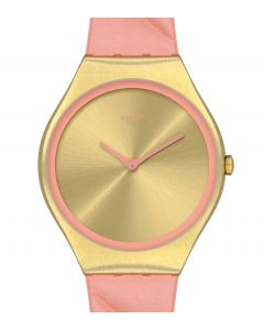 Swatch Skin Irony Blush Quilted SYXG114
