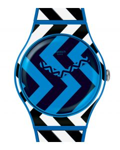 Swatch Original New Gent Bluzag SUOS111