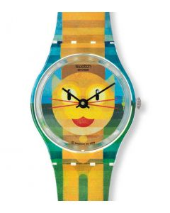 Swatch Gent Bold Cat GE231