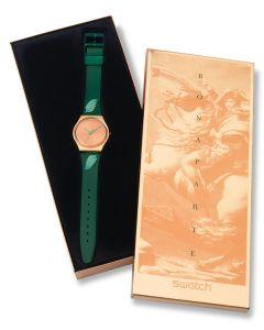 Swatch Gent X-Mas Special 1988 Bonaparte GX107