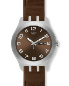 Swatch Irony New Big Brown Classic YTS713