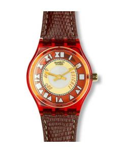 Swatch Musicall Brown Piano SLF100
