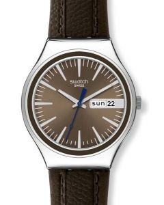 Swatch Irony Big BROWN SUIT YGS748