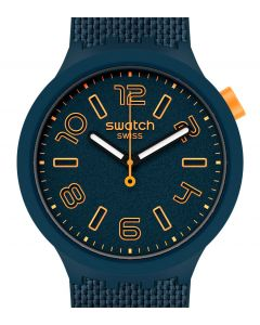 Swatch Big Bold Burning Lava SO27N107