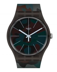 Swatch New Gent Camoucity SUOB175