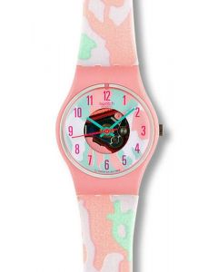 Swatch Lady Camouflage LP106