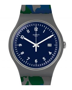 Swatch Original New Gent Camougreen SUOM400