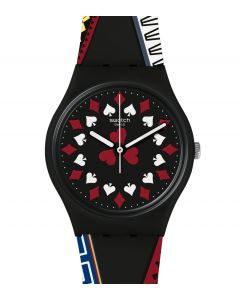 Swatch Gent Special Casino Royale 2006 GZ340