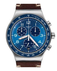 Swatch Irony New Chrono Casual Blue YVS466