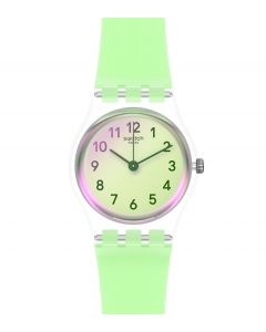 Swatch Lady Casual Green LK397