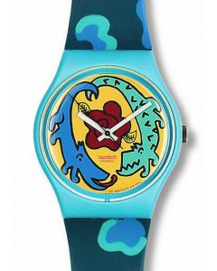 Swatch Gent Cayman GN137