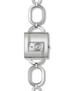 Swatch Irony Lady Square Chain on me YUS122G