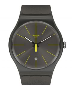 Swatch New Gent Charcolazing SUOB404
