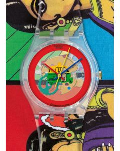 Swatch Gent Charmingly Beautiful GE217