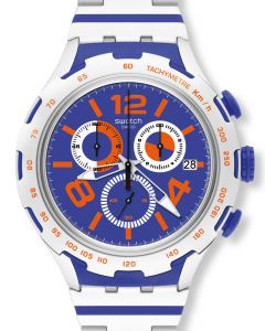Swatch Irony XLite Chrono Chemical Blue YYS4011AG