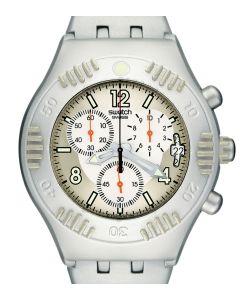 Swatch Irony Scuba 200 Chrono Cherguy YBS4001AG