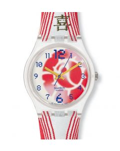 Swatch Gent China Dreams GE196