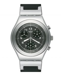 Swatch irony Midi Chrono Chouette Noire YMS109G