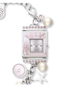 Swatch Irony Lady Square Christmas Charms YUS113G