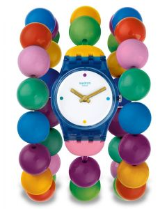 Swatch Lady City Pearls LN154