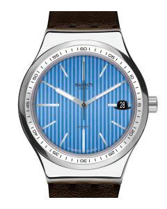Swatch x Hackett Irony Sistem 51 Automatik Classic Lines YIZ405