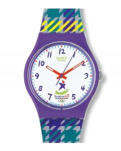 Swatch Gent Variante Climb the Tailleur Top GZ224D