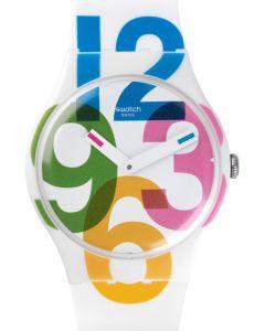 Swatch New Gent Clockwise SUOW117