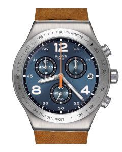 Swatch Irony Chrono Cognac Wrist YVS470