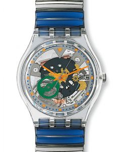 Swatch Gent Color Fish GK215
