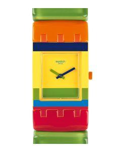 Swatch Square Colorido SUBJ101A/B