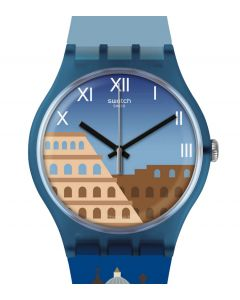 Swatch New Gent Destination Special Colosseum SUOZ308
