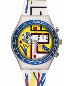 Swatch Irony Midi Chrono Colour Rays YMS4010