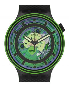 Swatch Big Bold Planets Come in Peace! SB01B125
